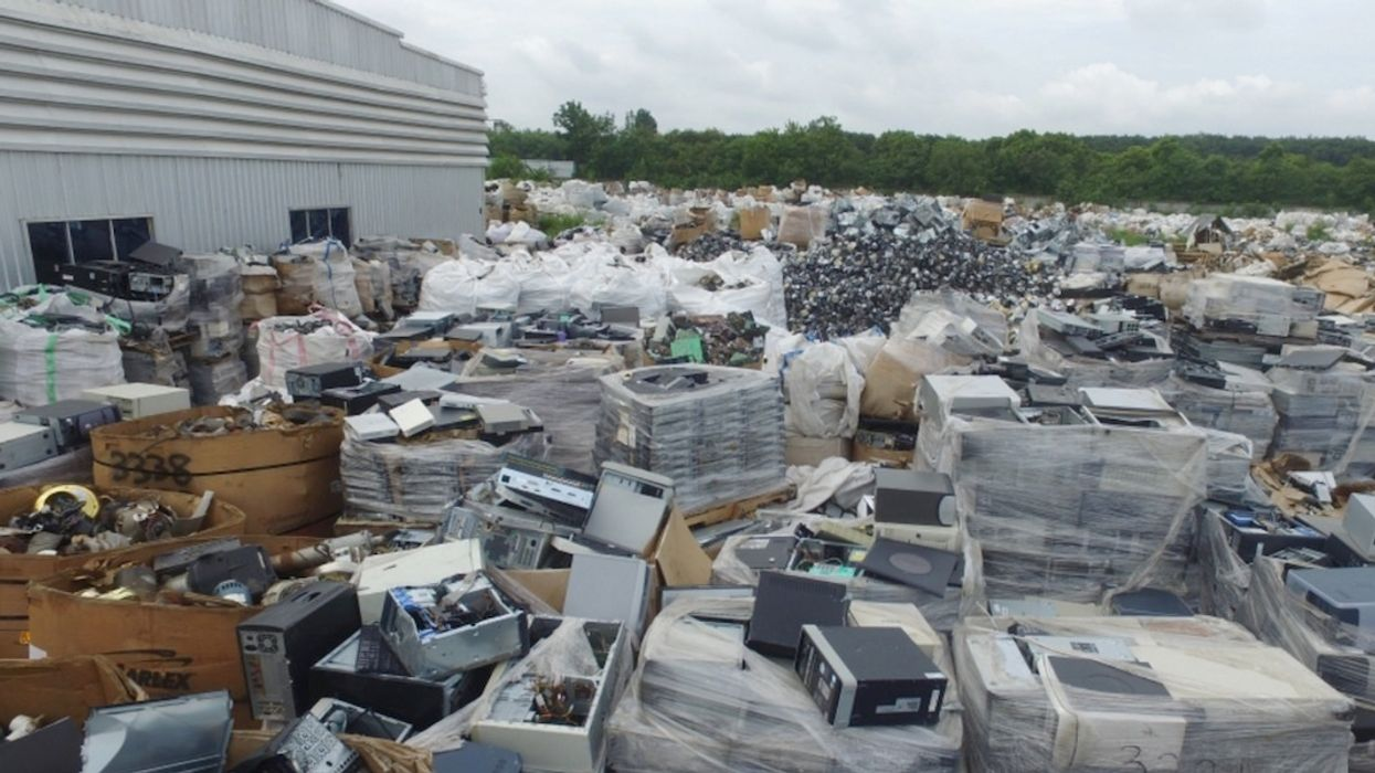 Thailand to Ban Imports of Plastics and E-Waste