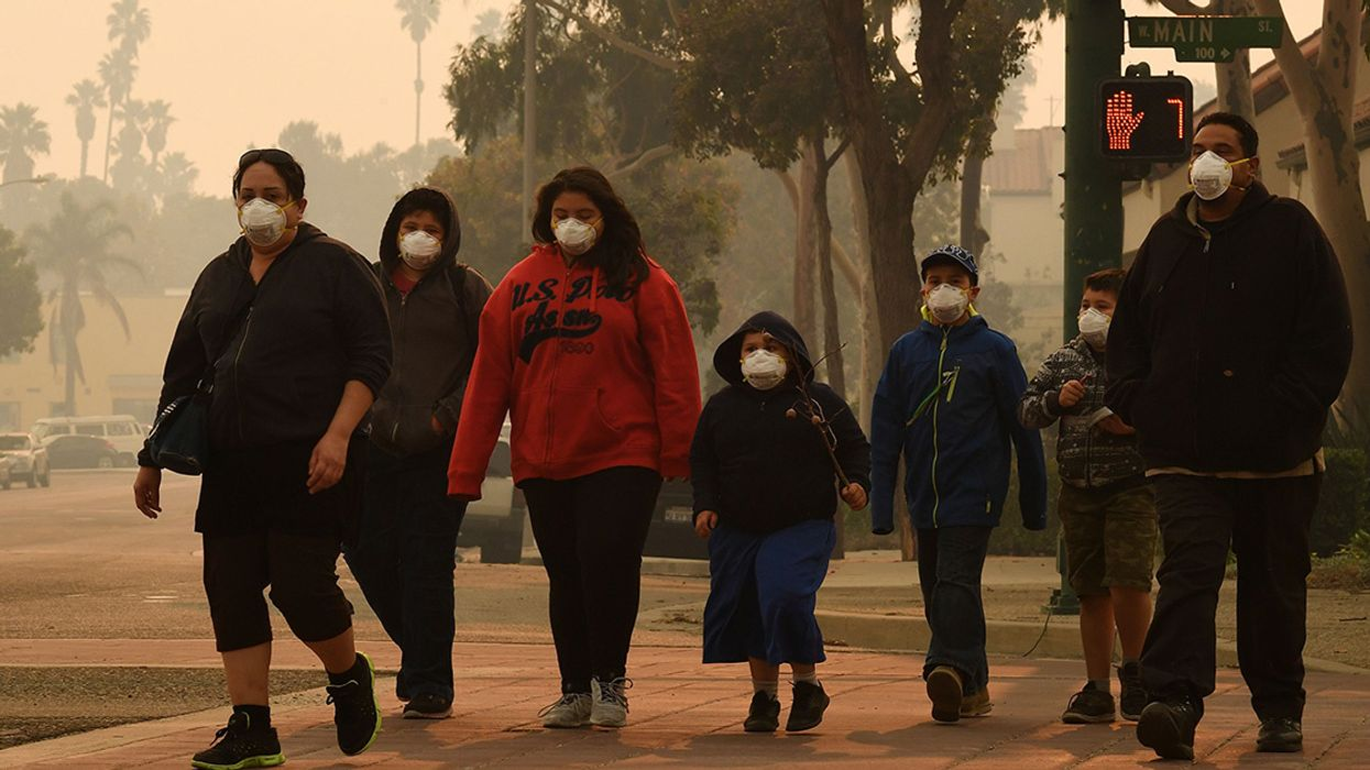 How to Protect Your Children From Wildfire Smoke