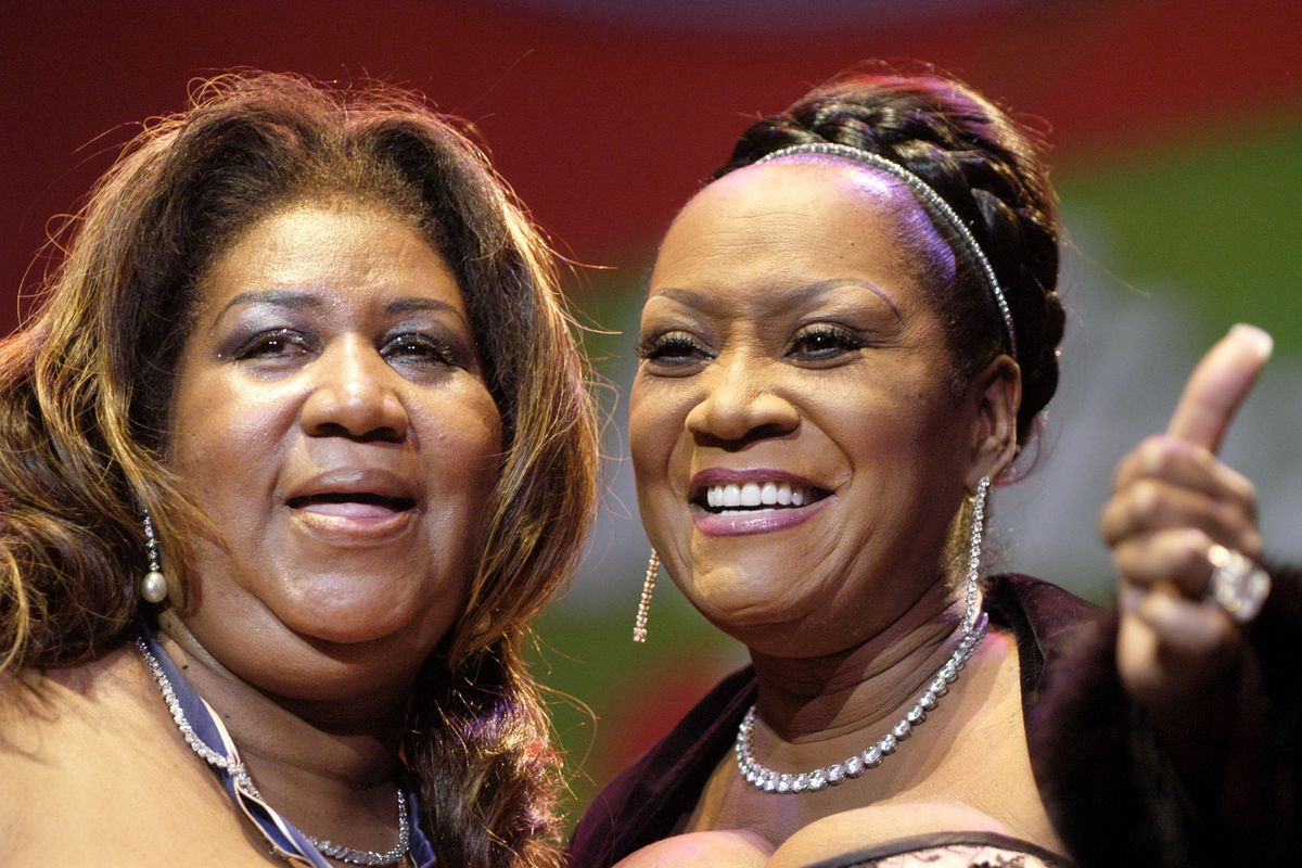 Fox News Mistakes Patti LaBelle for the Late Aretha Franklin