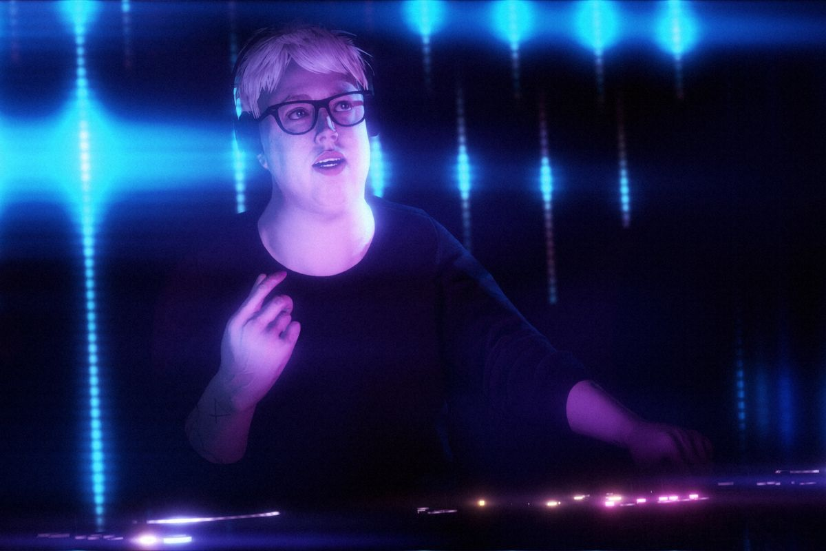 The Black Madonna Get's Digital in GTA V
