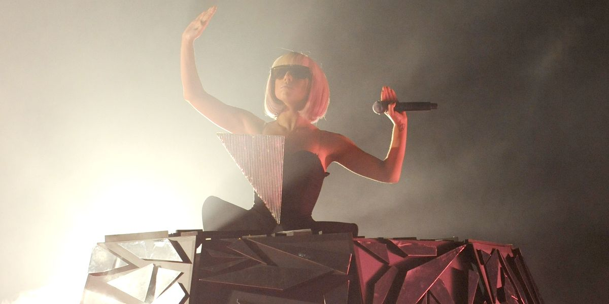 I Dragged My Dad to Lady Gaga's Fame Ball Tour
