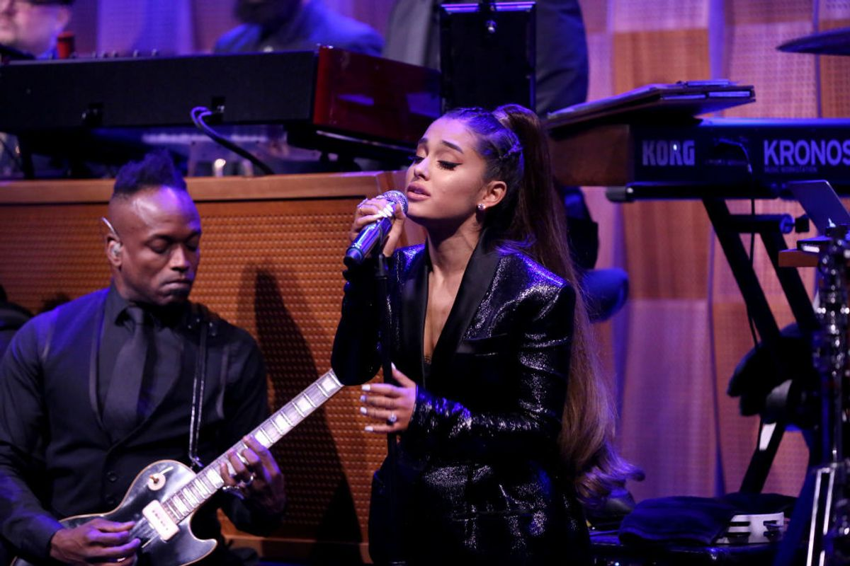 Ariana Grande Breaks Down in Her Latest Radio Interview