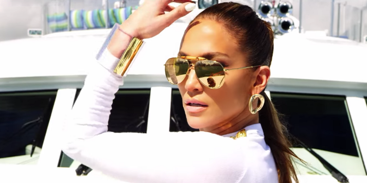 12 Iconic Music Videos by VMA Vanguard Jennifer Lopez