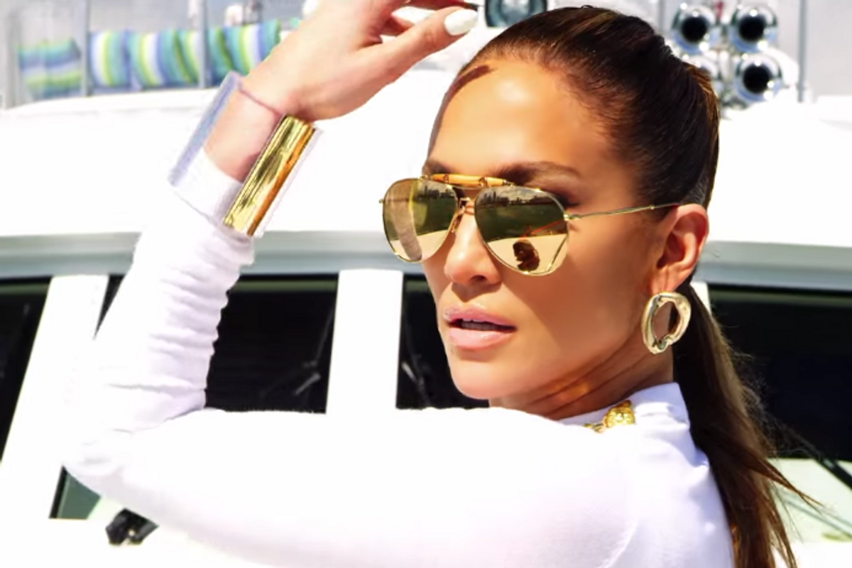12 Iconic Music Videos by VMA Vanguard Jennifer Lopez