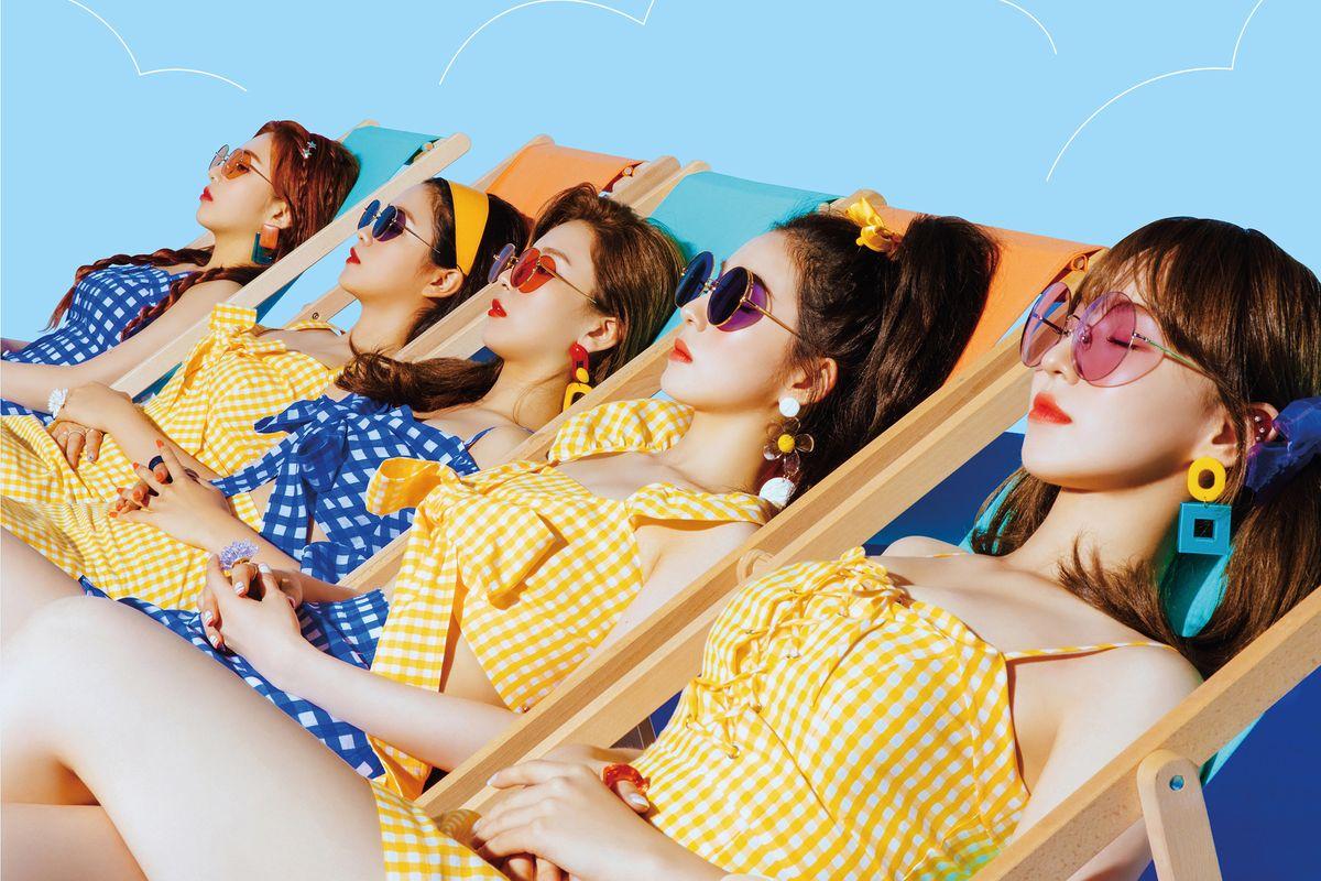 Red Velvet Are on a Red Hot Summer Streak