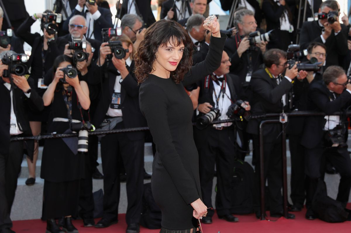 Rose McGowan, Tarana Burke React to Asia Argento Being Accused of Sexual Assault