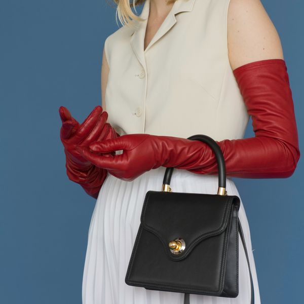 BRB Buying: Leather Opera Gloves by Ratio Et Motus