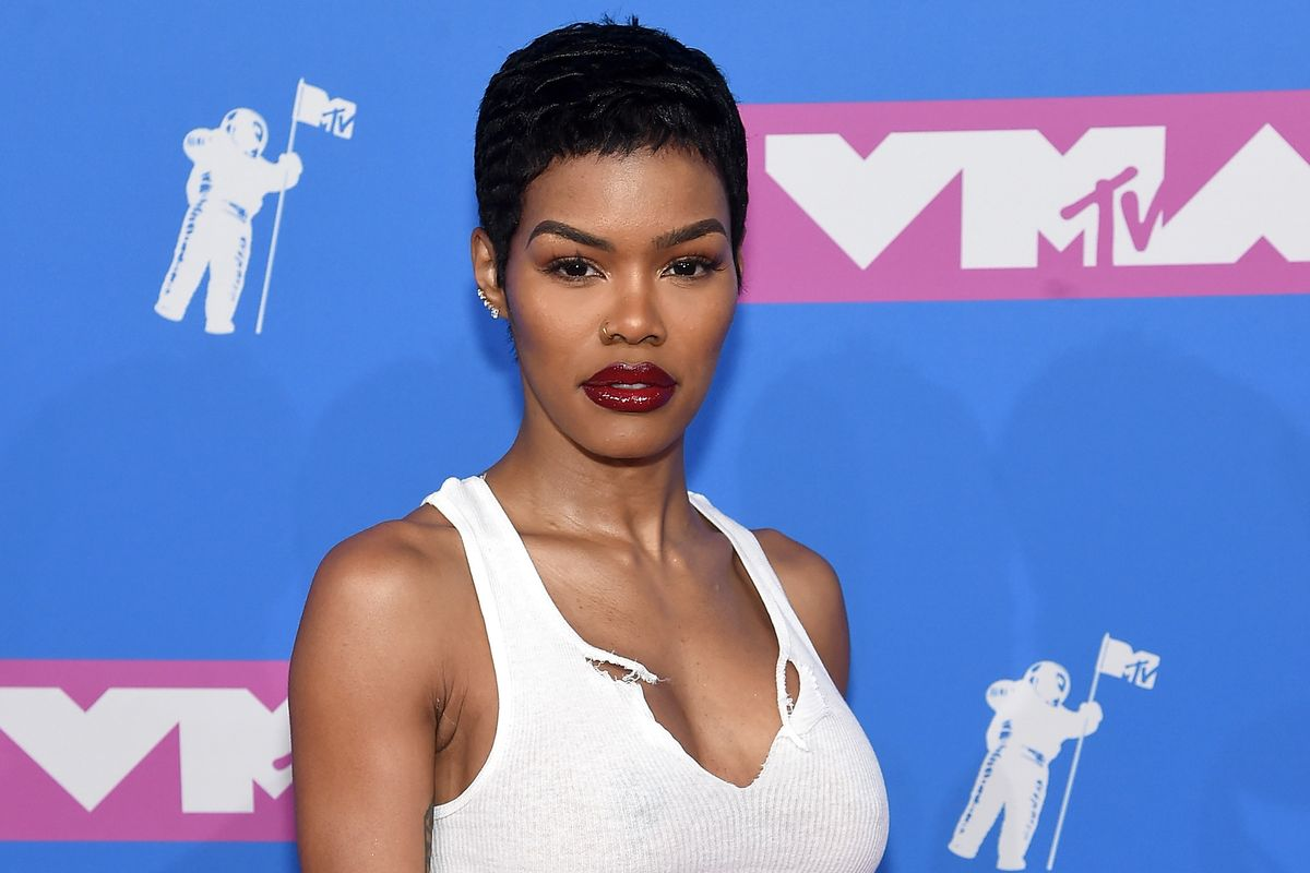 It's All About Teyana Taylor's Torso