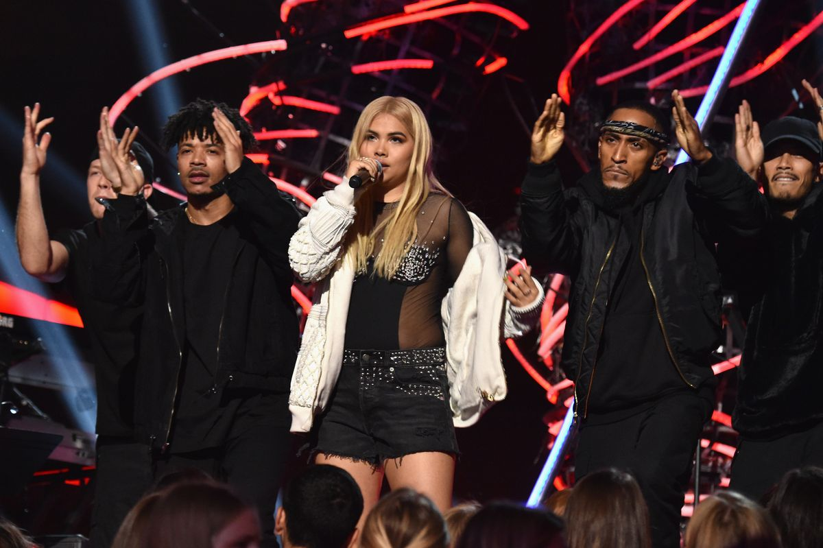 Hayley Kiyoko's VMAs Win Is 'For Queer Women of Color'