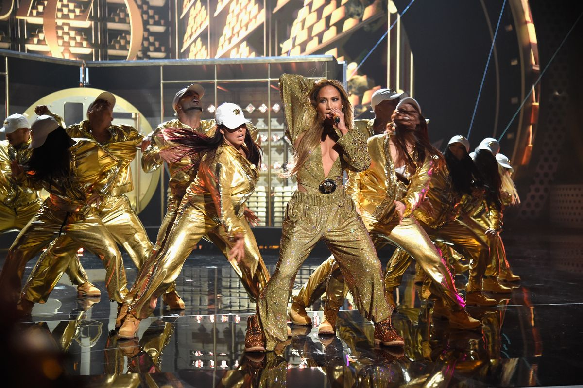 J. Lo Left Us Winded at the VMAs