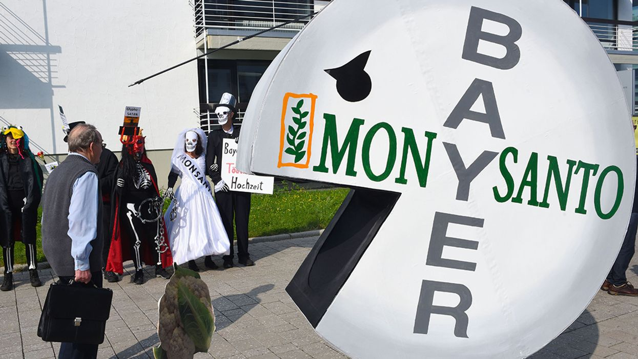 The Much-Loathed Monsanto Name Is About to Die