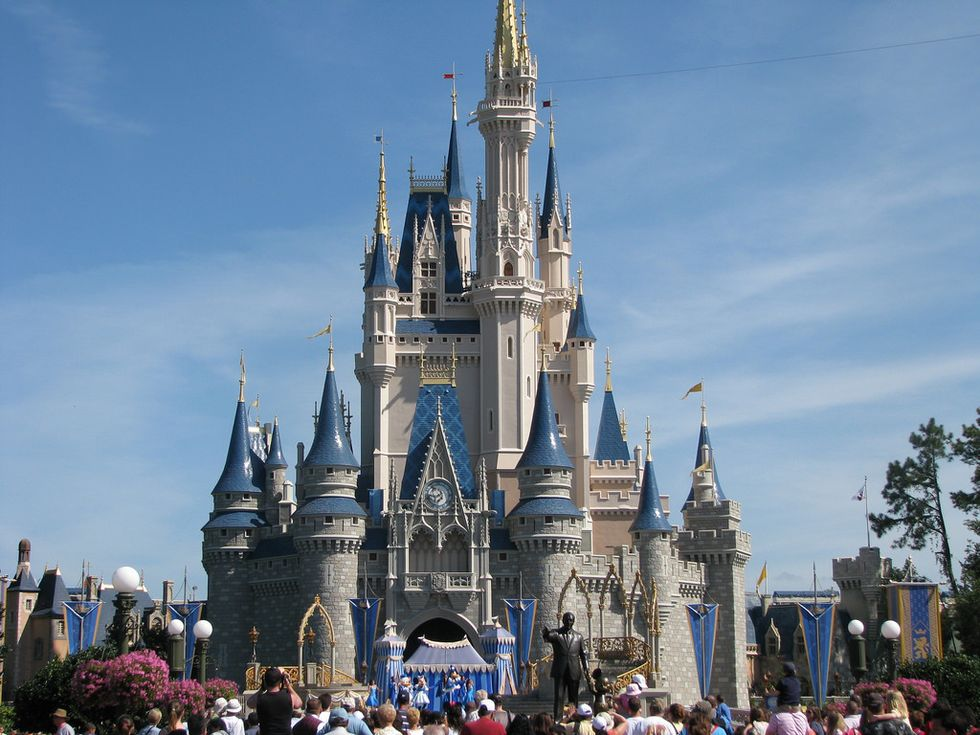 8 Rides That Make Disney The Most Magical Place On Earth