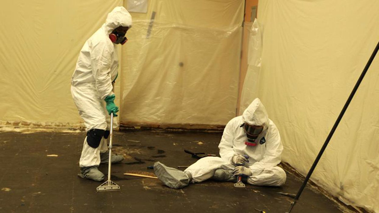 Why Asbestos Is Still a Major Public Health Threat in the U.S.
