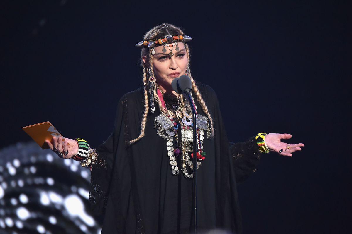 Madonna Addresses Backlash for Aretha Franklin Tribute