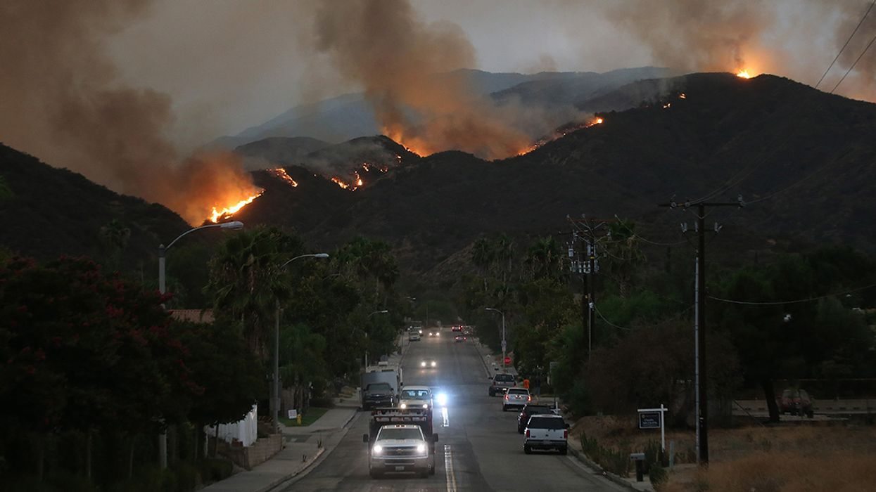 Summer Rainfall Declines 'Primary Driver' of Surge in U.S. Wildfires