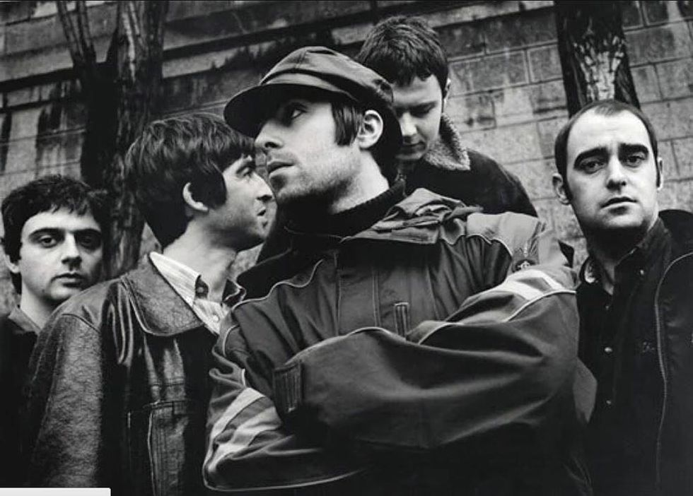 Oasis Reunites for Greatest Hits Album