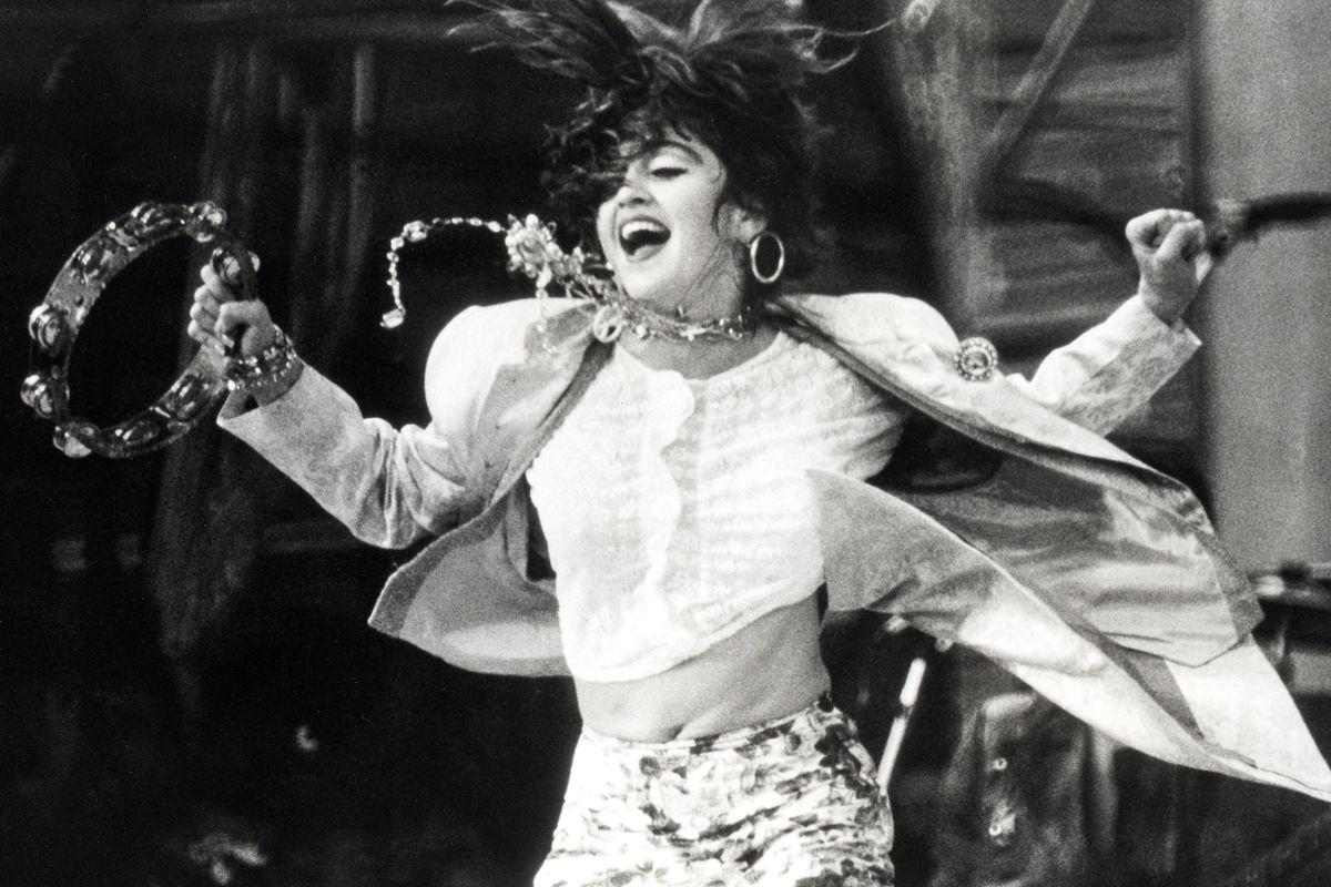 This Movie Features an Uncanny Madonna Doppelgänger
