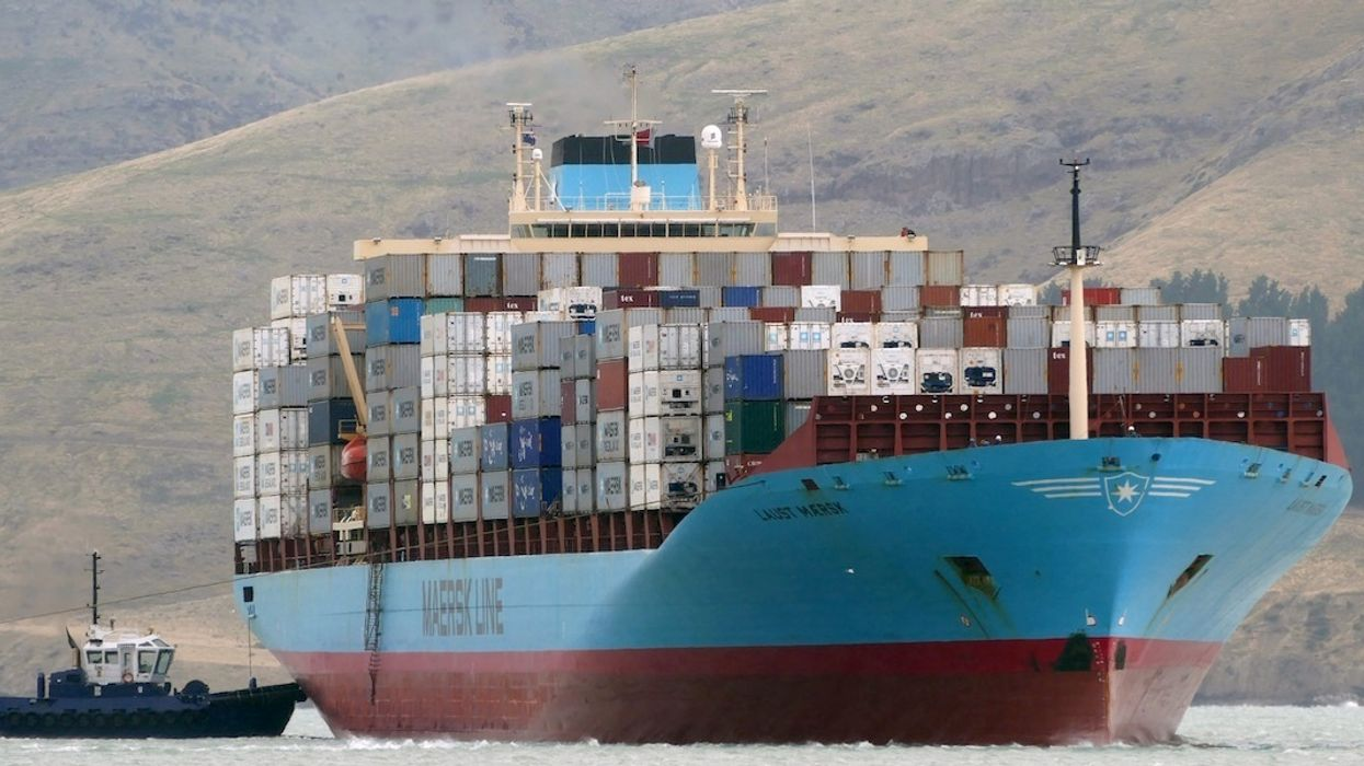World's Largest Shipping Company to Send First Ship Through Melting Arctic