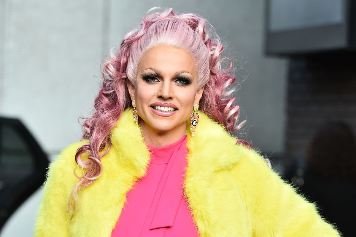 Is Courtney Act Ushering In Another Era of Drag on TV?