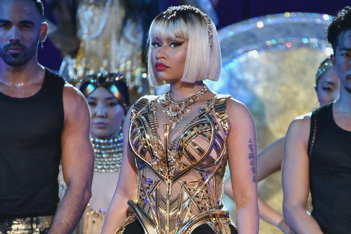 Nicki Minaj Is Self-Serving, But So Are Most People