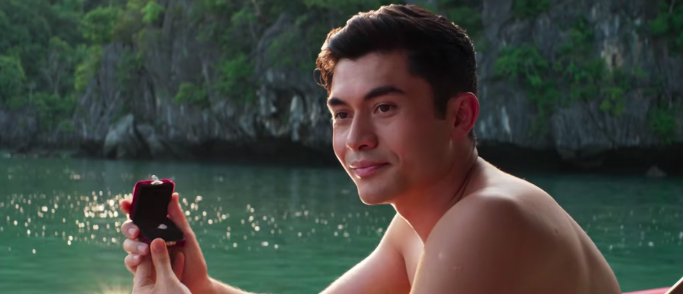 To The Critics Saying 'Crazy Rich Asians' Star Henry Golding 'Isn't Asian Enough,' I'm Sorry, What?