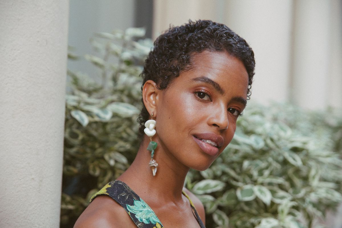 BRB Buying: SVNR's Eclectic, Sustainable Earrings
