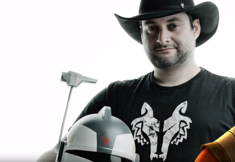 Dave Filoni Is An Example to Christians