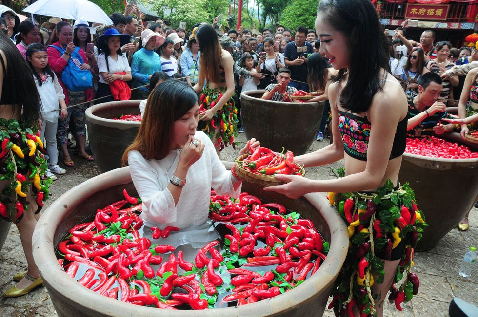 Eating Red Hot Chili Peppers Decreases Mortality, Say Researchers