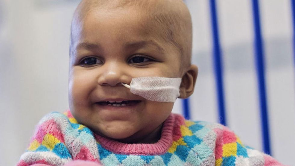 Two Infants Cured of Terminal Cancer by Breakthrough Gene-Editing Therapy