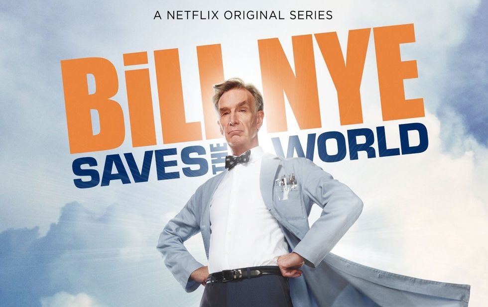 Bill Nye Brings Beautiful, Evidence-Based Science to Netflix This April