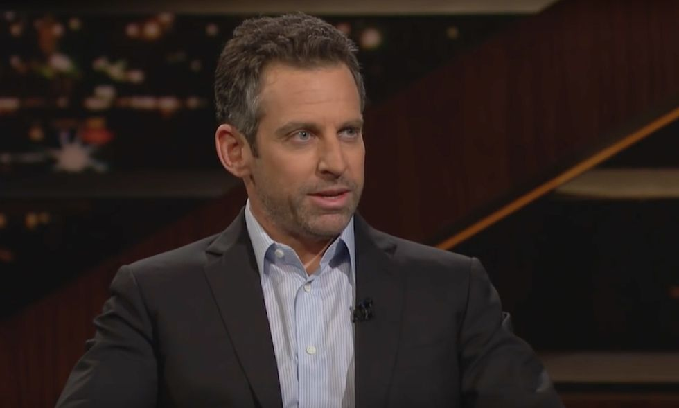 "When Liberals ""Lie About the Problem of Islamism"" It Empowers the Right, Says Sam Harris"