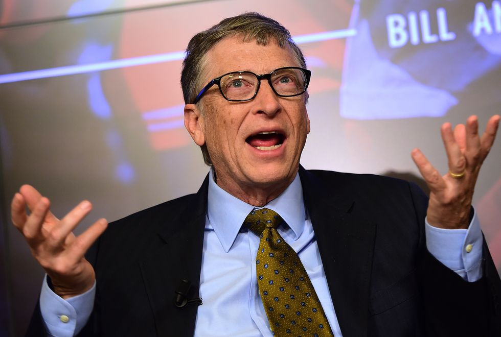 Bill Gates: the Robot Taking Your Job Should Pay Taxes