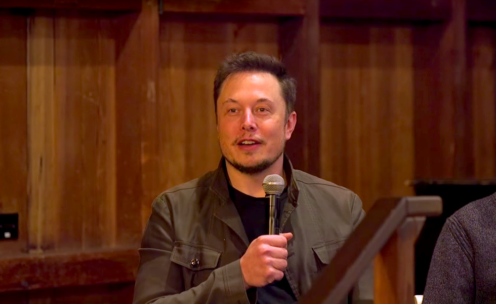 "Elon Musk - 2 Things Humans Need to Do to Have a ""Good Future"""