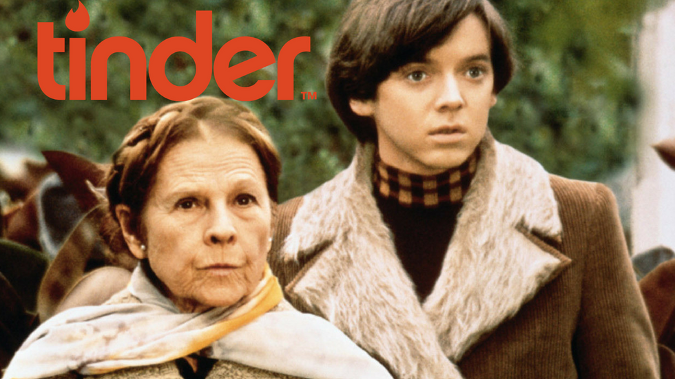 Would Harold Pick Maude on Tinder?