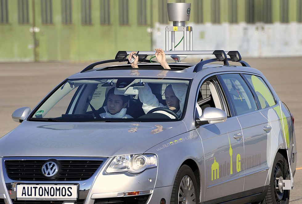 Build Yourself a Self-Driving Car for $700