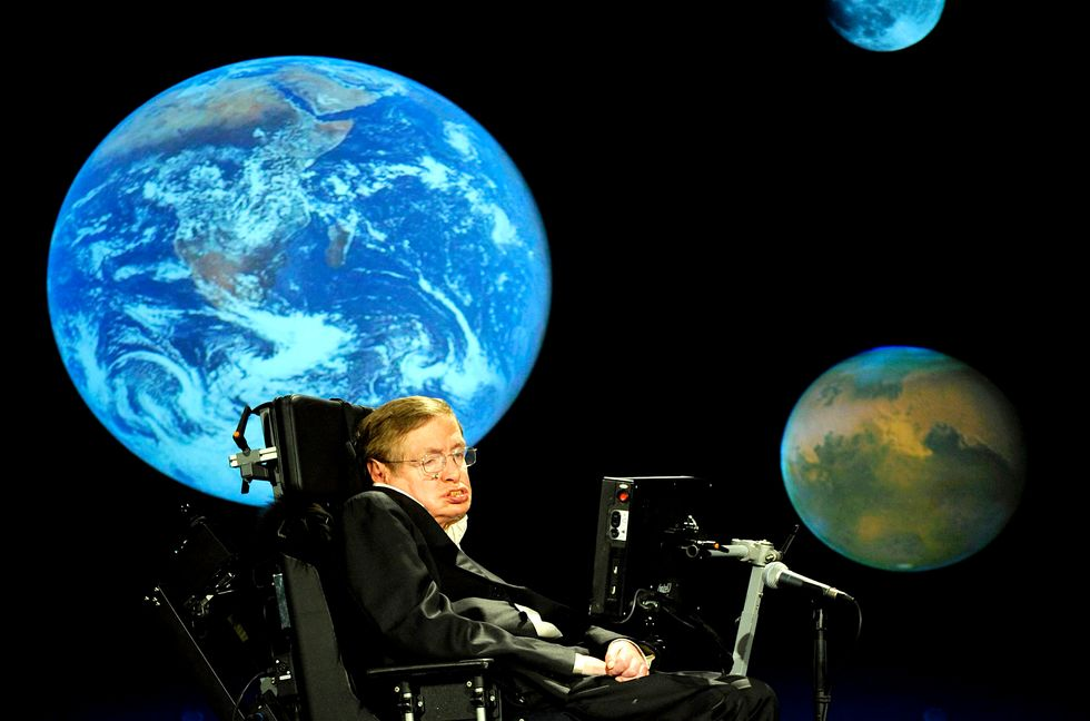 Stephen Hawking, Given Two Years to Live in 1963, Is Going To Space Over 50 Years Later