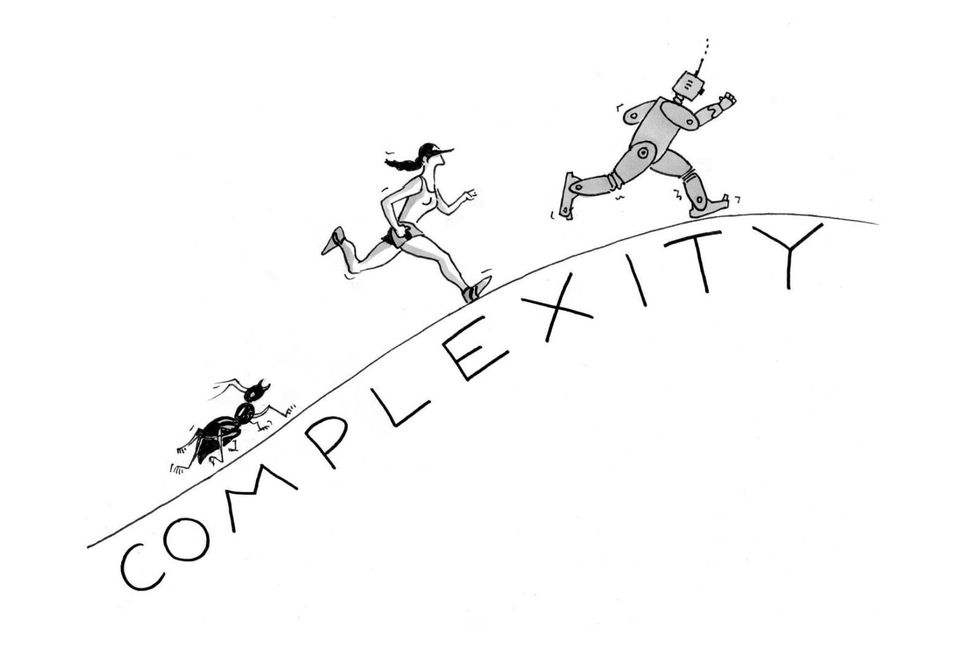 Illustration by Julia Suits, The New Yorker cartoonist & author of The Extraordinary Catalog of Peculiar Inventions