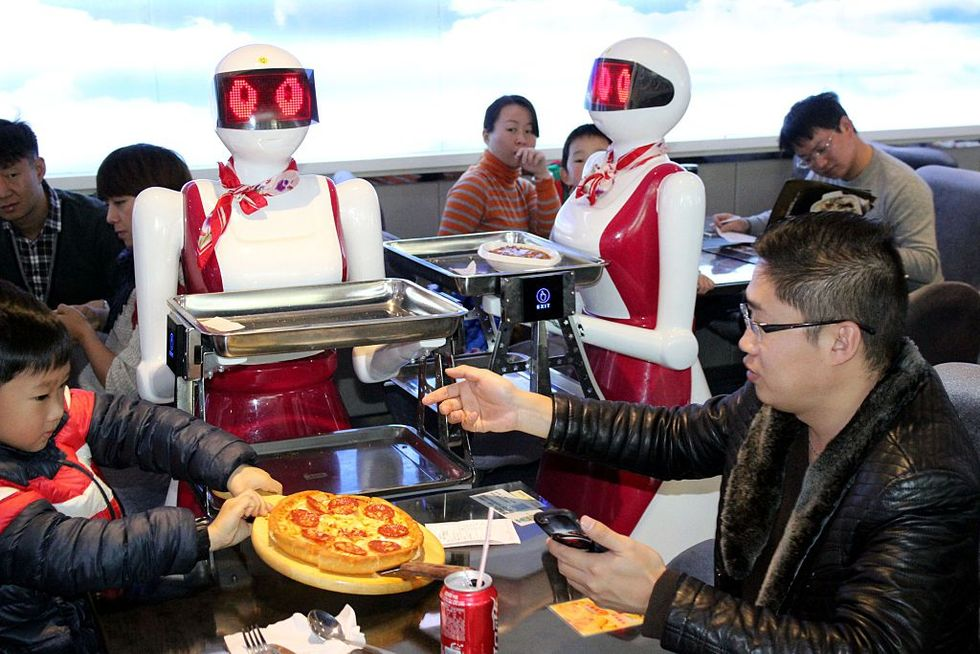 38% of American Jobs Could be Replaced by Robots, According to PwC Report