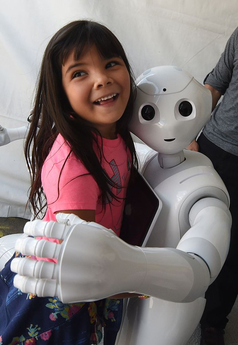 Forget Westworld. Disney May Soon Have Huggable Robots to Interact with Visitors.
