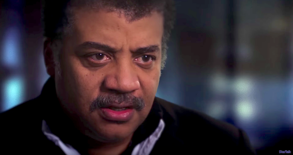 Neil deGrasse Tyson Says This Is His Most Important Message Ever