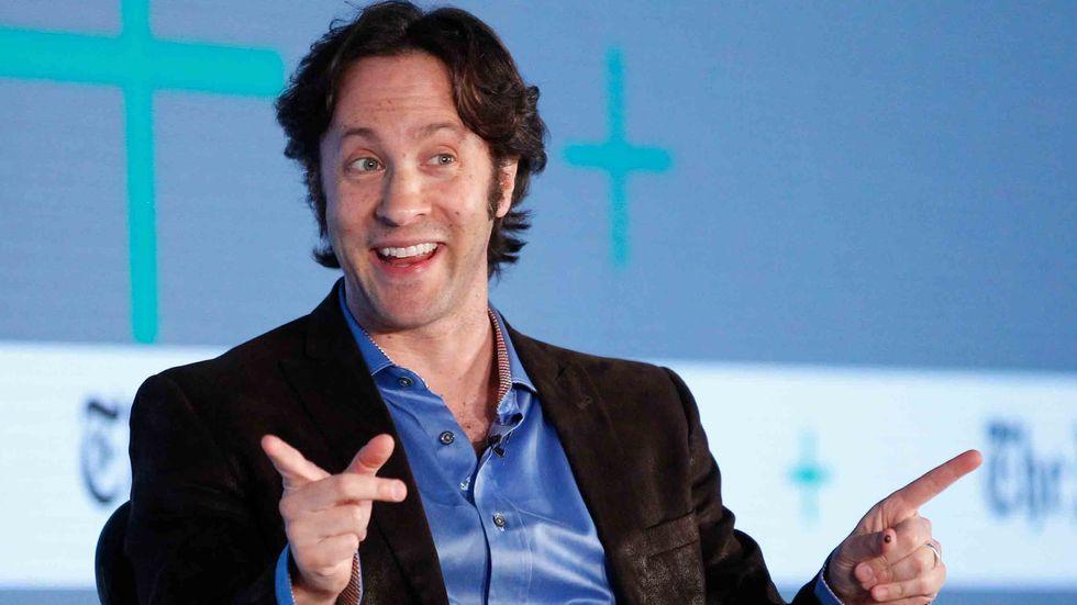 Neuroscientst David Eagleman.
