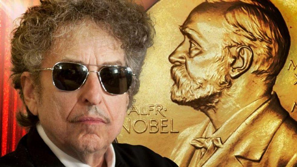 Bob Dylan and Nobel