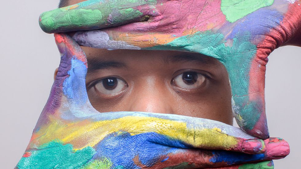 Do Creative People Really See the World Differently?
