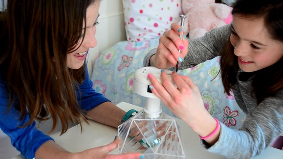 This Toy Develops STEM Skills and Hands-On Thinking—Especially in Young Girls