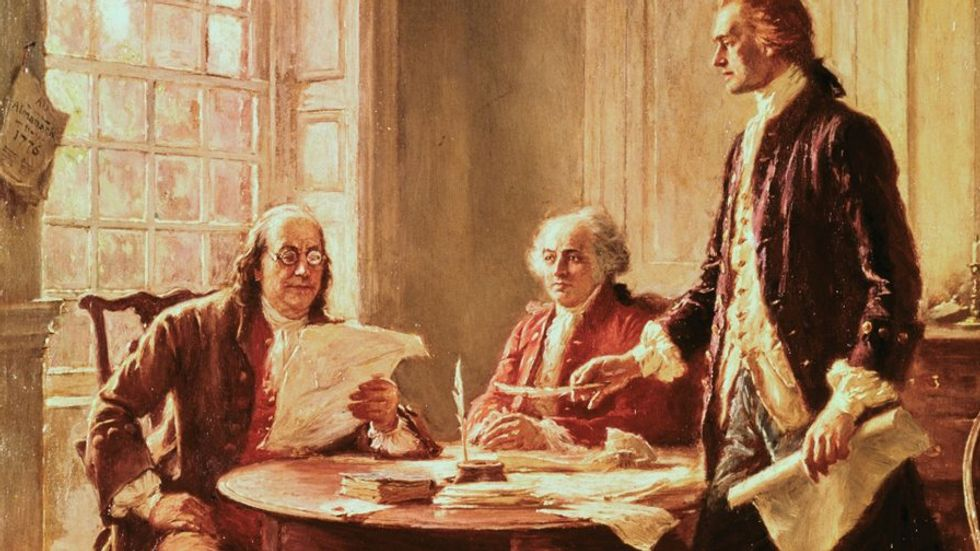 A Lesson for this July 4th: Revolutionaries Don't Retire