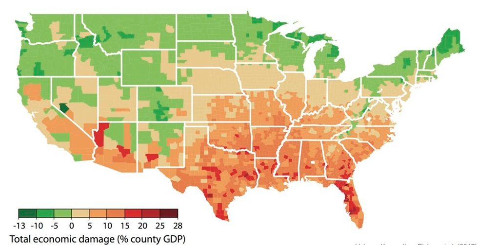 Climate Change Will Lead to the Largest Transfer of Wealth in the Country's History