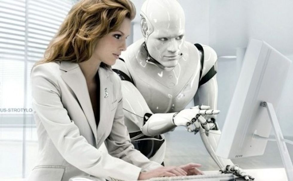 Who Will Manage the New Human-Robot Workplace? Enter the Chief Robotics Officer