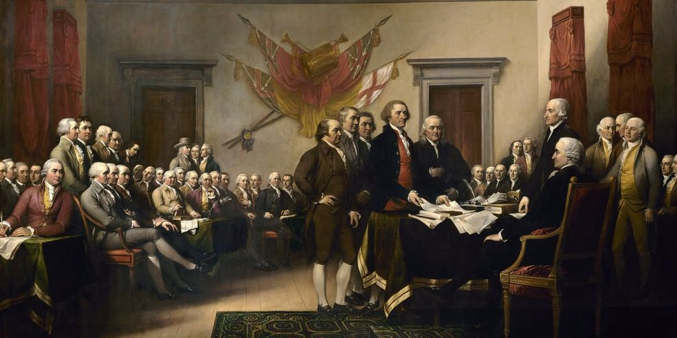 Has America Lost the Revolutionary Spirit of Its Founders?