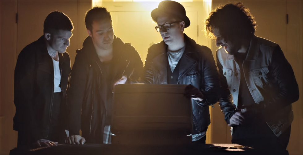 35 Fall Out Boy Lyrics That Never Get Old, Even As Their Fans Do