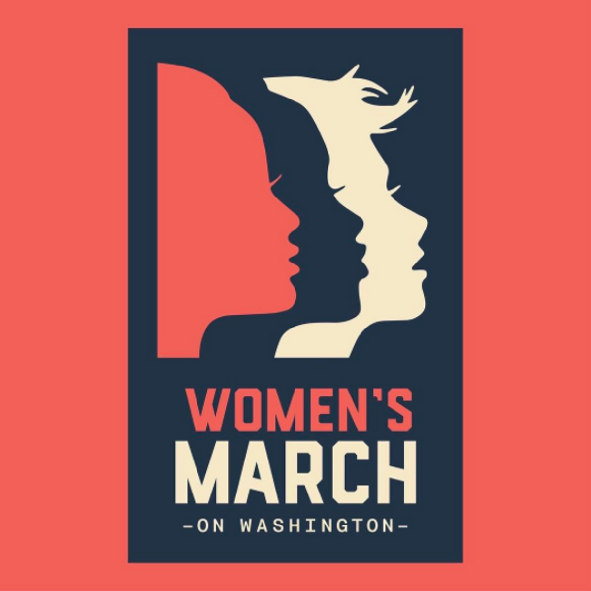 Your Fave Feminists Are On For The Women's March On Washington
